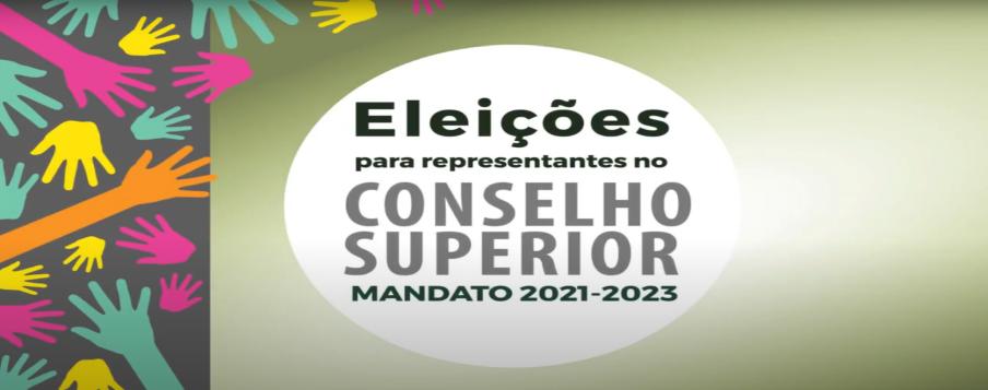 ELEIÇÕES CONSUP 2021: ACOMPANHE TODAS AS INFORMAÇÕES SOBRE O PROCESSO ELEITORAL